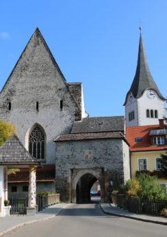 Oberwölz - kleinste Stadt der Steiermark